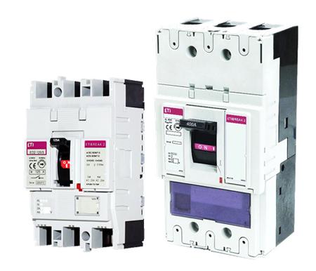 Interruptores ED2 125 ... 1600A