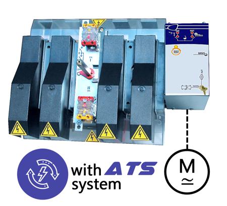 CKM-MNS (ATS) 125A - 1600A