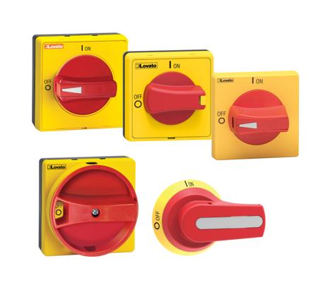 Espelho amarelo + manípulo vermelho