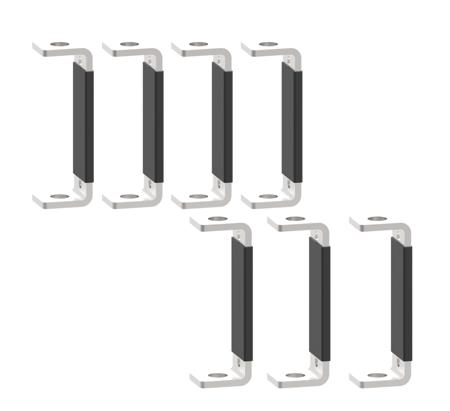 Barras de ligação p /inversores I-0-II