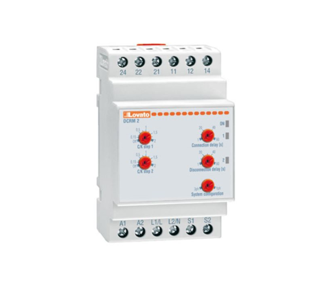 DCRM2 - Controlador modular de COSⱷ