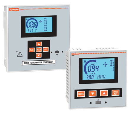 DCRL - Relés varimétricos de 3, 5 e 8 escalões