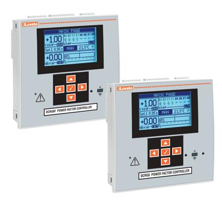 DCRG - Relés varimétricos elevado desempenho