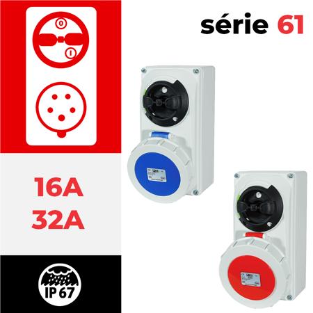 IP67 murais