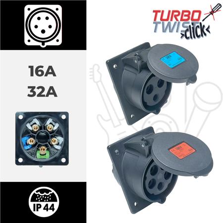 IP44 TURBO TWIST