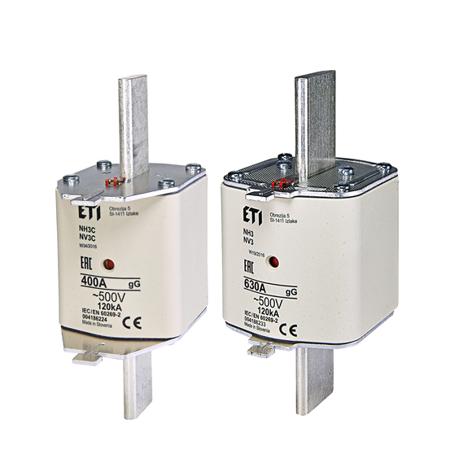NH-3C + NH3 500V gG