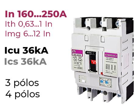 EB2 160S-250S