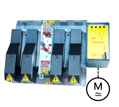 CKM 125A - 1600A