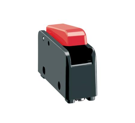 Atuação s/ botão ou tecla de pressão