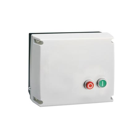 M3P - em caixa IP65 + botões 0-I