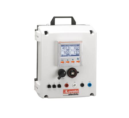 DMG M3 900 01 analisador de redes portátil