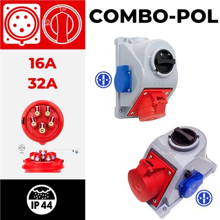 IP44 COMBO-POL